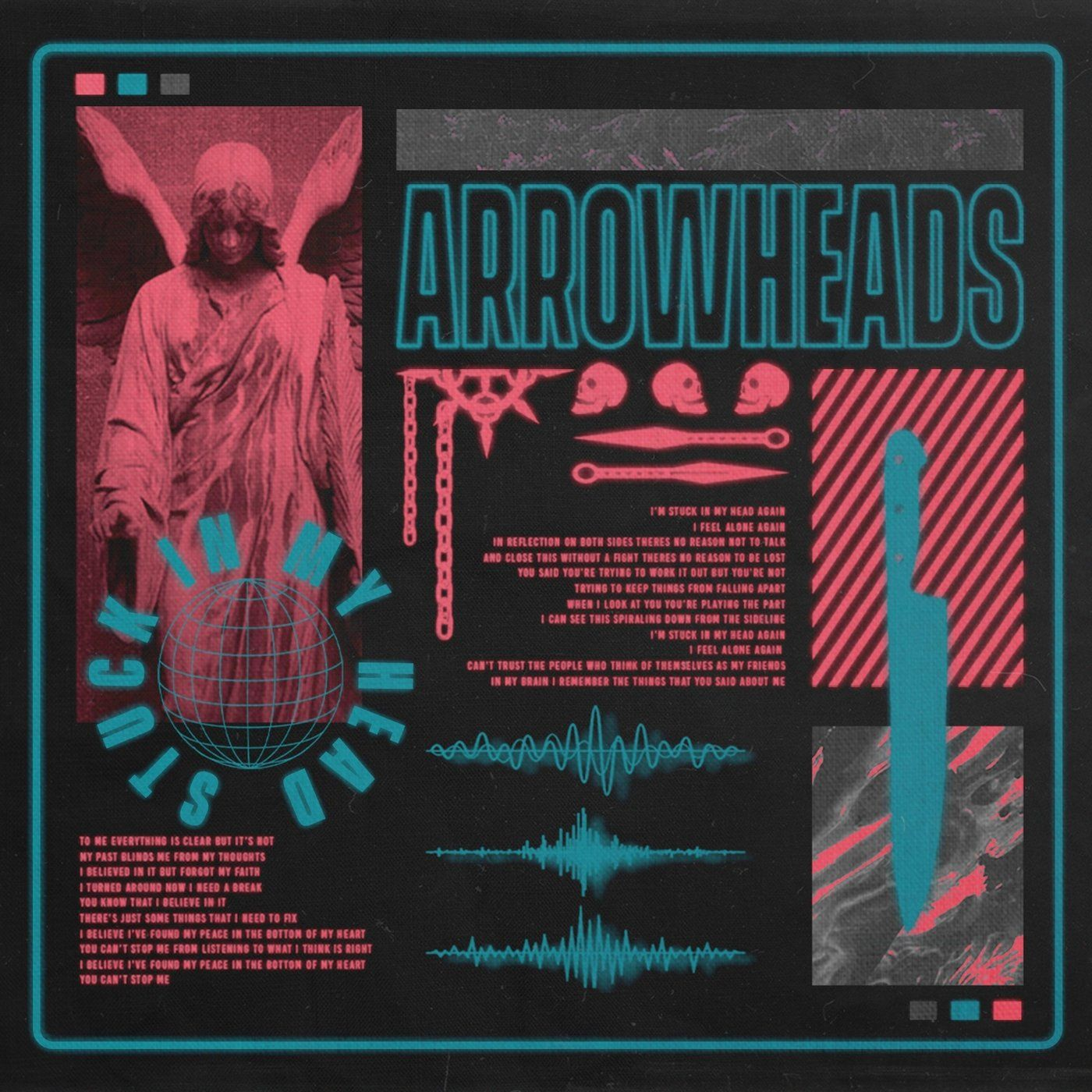 Arrowheads - Stuck in My Heads [single] (2020)