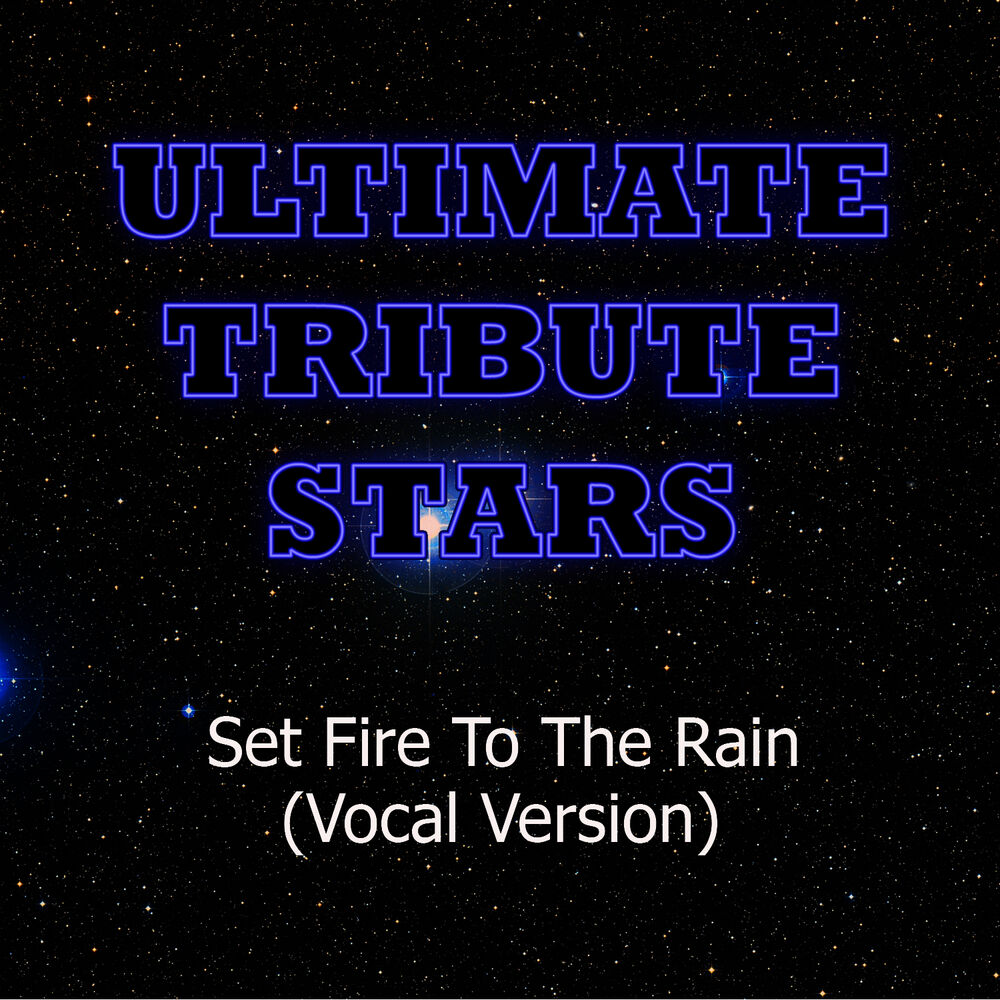 Adele - Set Fire To The Rain (Vocal Version)