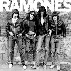 Pochette de l'album Ramones 40th Anniversary Deluxe Edition;