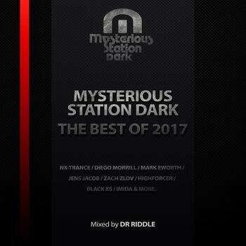 Mysterious Station Dark. The Best Of 2017 cover