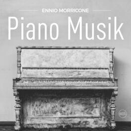 Album cover of Ennio Morricone Piano Musik