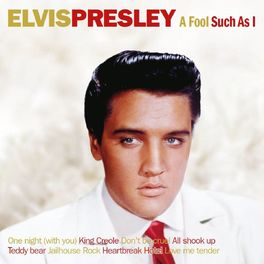 Album cover of A Fool Such As I