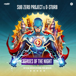 Album cover of Heroes of The Night (Official Intents Festival 2019 Anthem)
