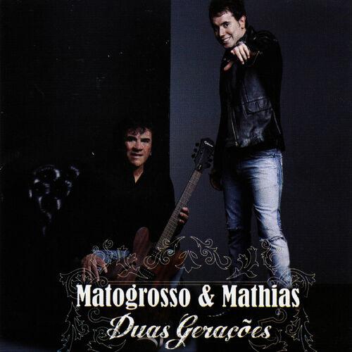 Baixar CD Duas Gerações – Matogrosso e Mathias (2011) Grátis