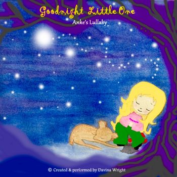 Goodnight Little One Anke's Lullaby cover