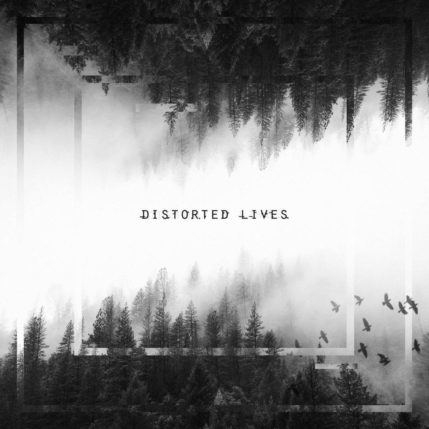 As The Structure Fails - Distorted Lives [single] (2020)