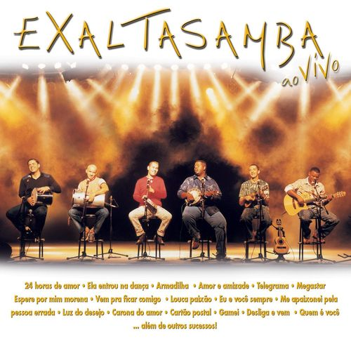 Exaltasamba – Ao Vivo 2005 CD Completo