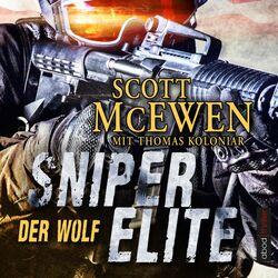 Sniper Elite (Der Wolf) Audiobook