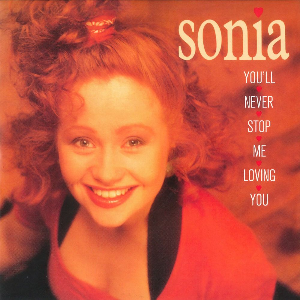 You'll Never Stop Me Loving You (Extended Version)