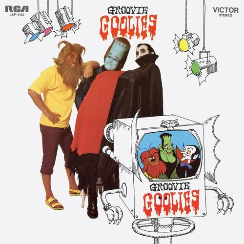Groovie Goolies - Groovie Goolies 2020 (1970, Reissue) FLAC Lossless 16-bit PCM