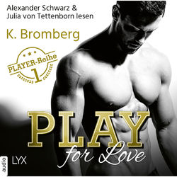 Play for Love - The Player 1 (Ungekürzt) Audiobook