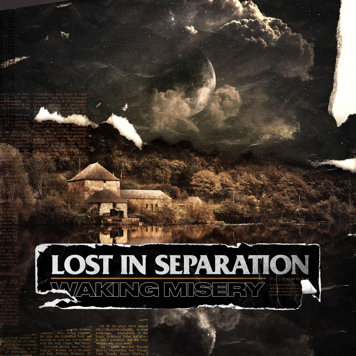 Lost in Separation - Waking Misery [single] (2019)