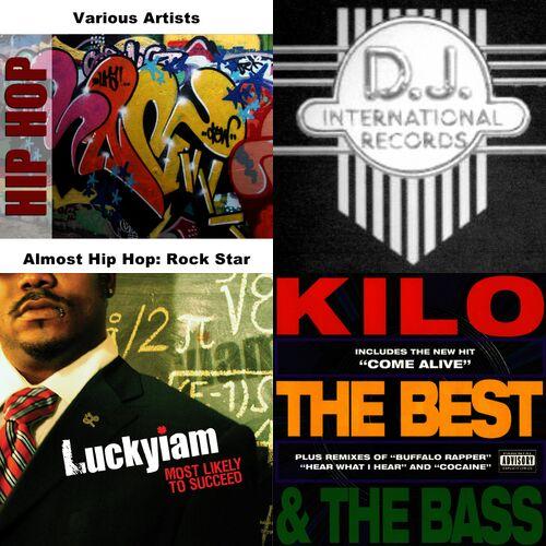 Lista pesama hip-hop – Slušaj na Deezer-u | Strimovanje muzike