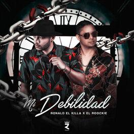 Album cover of Mi Debilidad