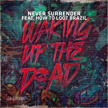 Waking Up The Dead cover