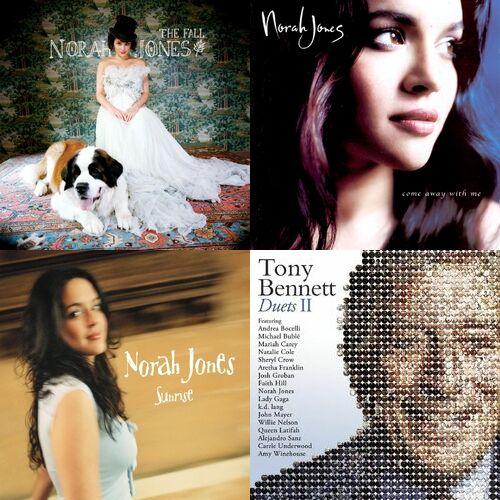Lista pesama NORAH – Slušaj na Deezer-u | Strimovanje muzike