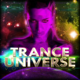 Album cover of Trance Universe, Vol. 4