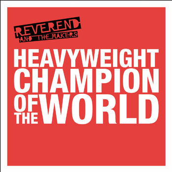 Heavyweight Champion of the World cover