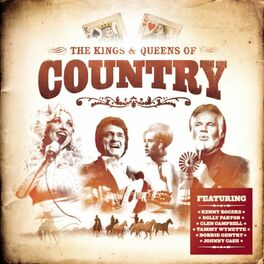 Album cover of Kings And Queens Of Country