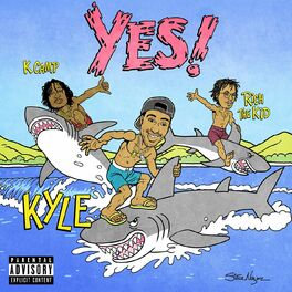 Album cover of YES! (feat. Rich The Kid & K CAMP)