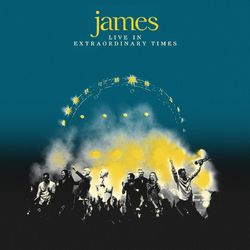 James – Live in Extraordinary Times 2020 CD Completo