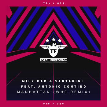 Manhattan (Wh0 Remix) cover