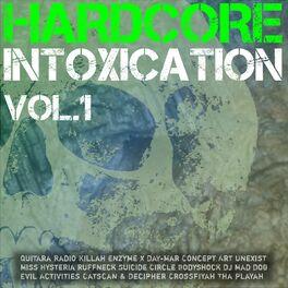 Album cover of Hardcore Intoxication, Vol. 1
