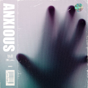ANXIOUS cover