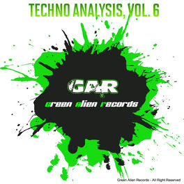 Album cover of Techno Analysis, Vol. 6