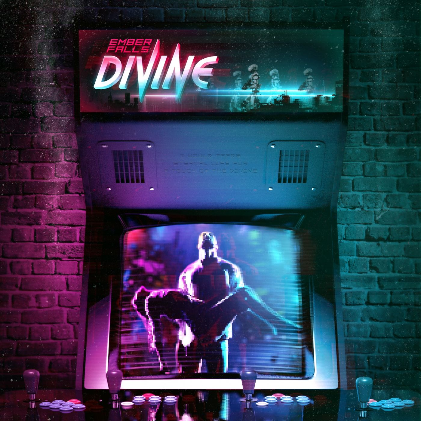 Ember Falls - Divine [single] (2019)