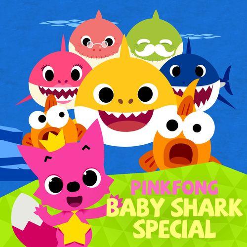 Baixar Single Baby Shark – Pinkfong (2017) Grátis