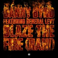 Blaze The Fire - DANNY BYRD - STRAY