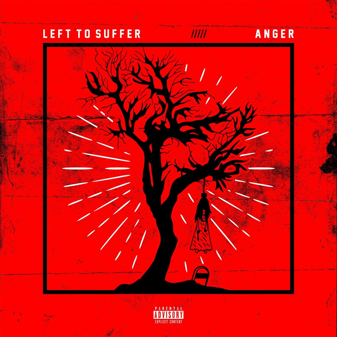 Left to Suffer - Anger [single] (2021)