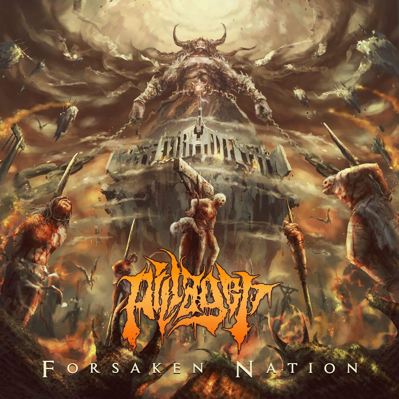 Pillager - Forsaken Nation [EP] (2020)
