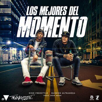 Los Mejores Del Momento cover