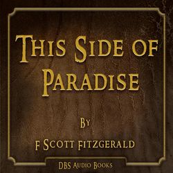 This Side of Paradise - F Scott Fitzgerald Audiobook