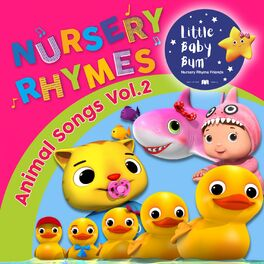 Little Baby Bum Nursery Rhyme Friends: Baby Shark & Other