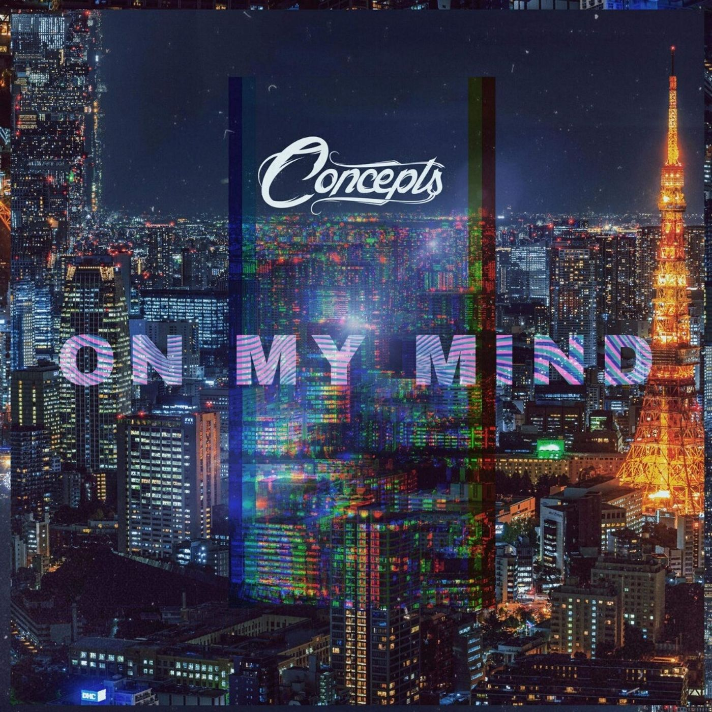 Concepts - On My Mind (Ellie Goulding cover) [single] (2020)