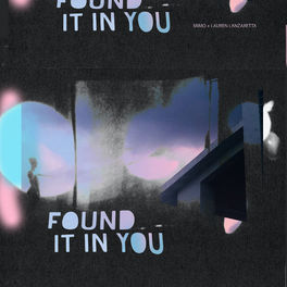 Album cover of Found It In You