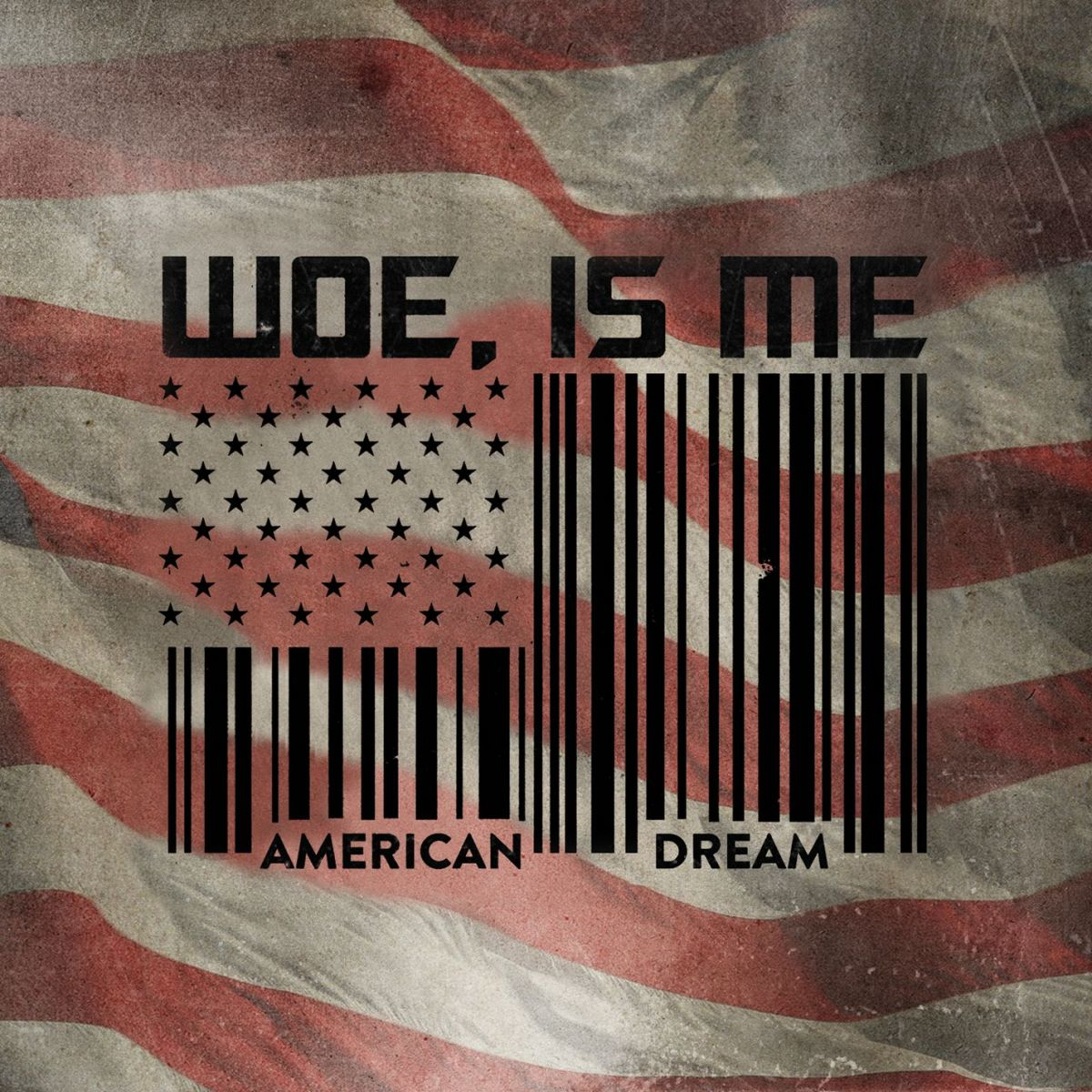 Woe, Is Me - American Dream [EP] (2013)