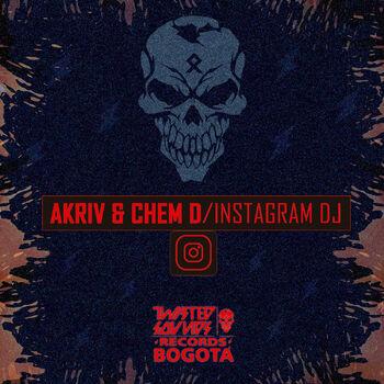 Instagram DJ cover