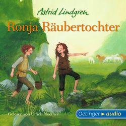 Ronja Räubertochter (Ungekürzte Lesungen)