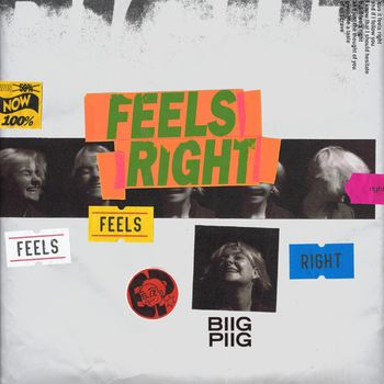 Feels Right cover
