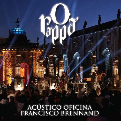 CD Acústico Oficina Francisco Brennand (Deluxe) (Ao Vivo) – O Rappa (2016)