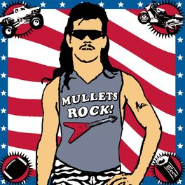 Album cover of Mullets Rock!