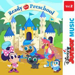 Disney Junior Music: Ready for Preschool Vol. 2