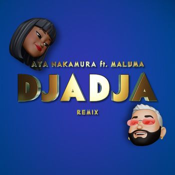 Djadja (feat. Maluma) cover