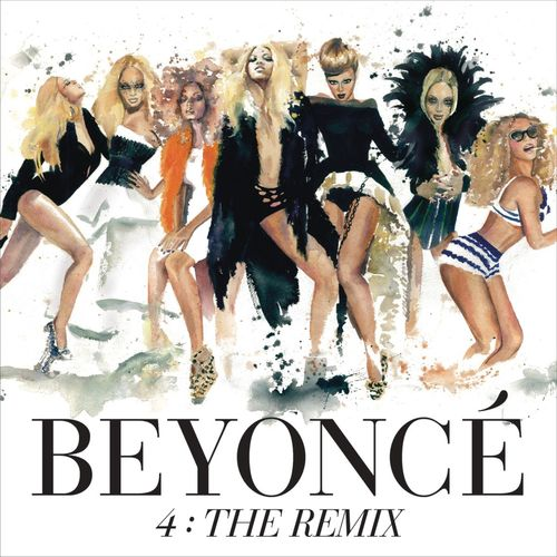 Baixar CD 4: The Remix – Beyoncé (2012) Grátis