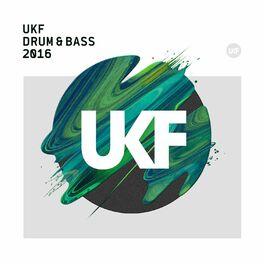 Album cover of UKF Drum & Bass 2016