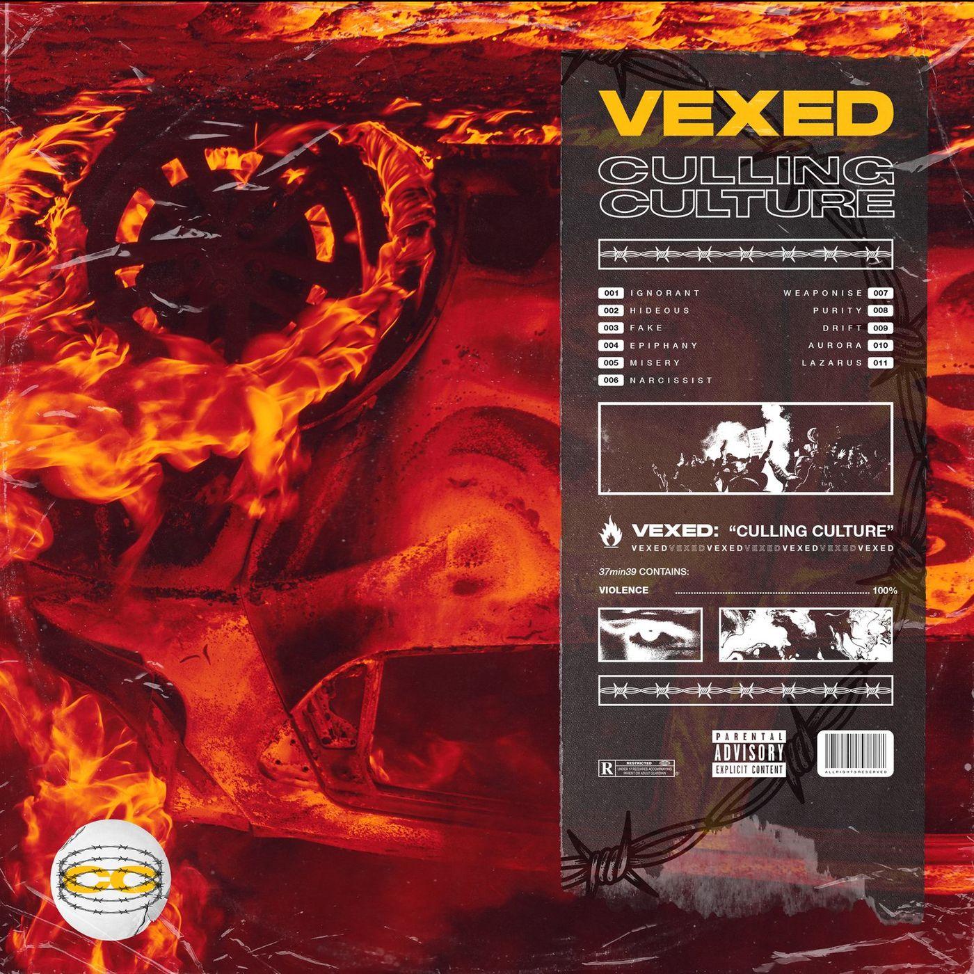 VEXED - Misery [single] (2021)